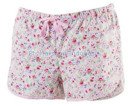 Ladies Boxer Shorts 02