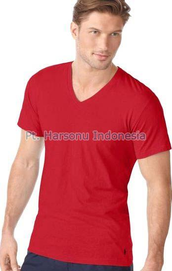 Mens Round Neck T-shirts 02
