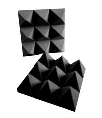 Acoustic Pyramid Foam