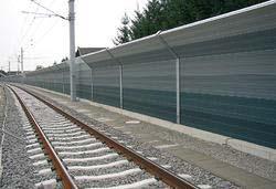 Metallic Noise Barrier