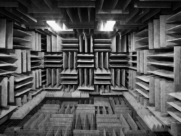 Quiet Room Anechoic Chamber