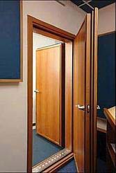 Sound Proof Wooden Doors