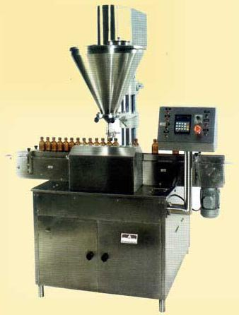 Automatic Single Head Auger Filling Machine