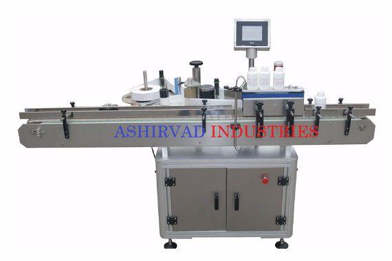 Automatic Single Side Sticker Labeling Machine
