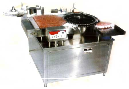 Rotory Labelling Machine