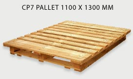 Item Code : CP-7 Pallets
