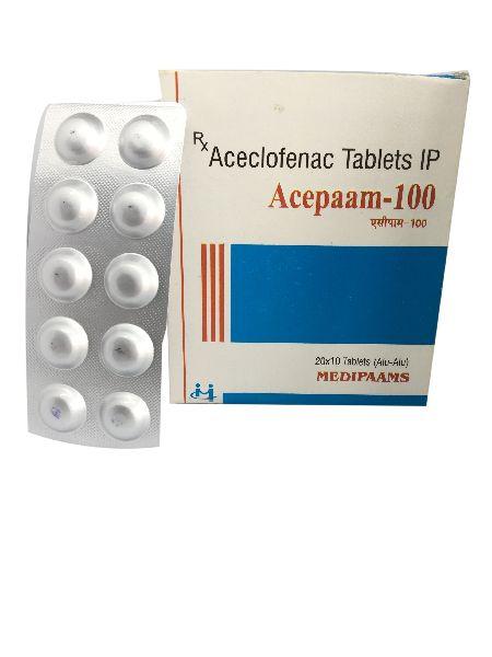 Acepaam-100 Tablets