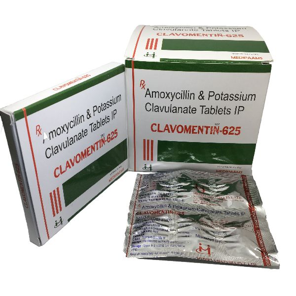 Clavomentin-625 Tablets