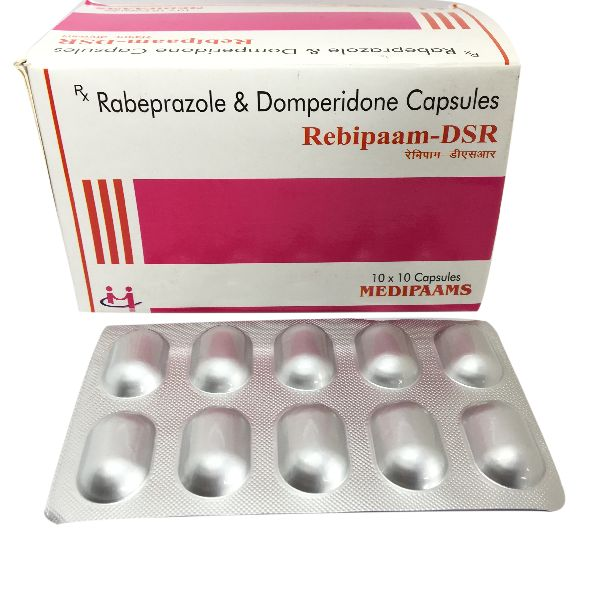 Rebipaam-DSR Capsules