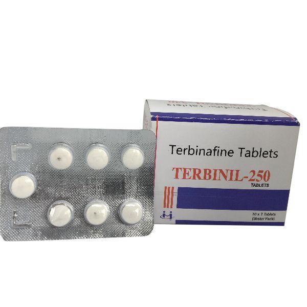 Terbinil-250 Tablets