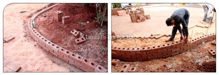 AAC Blocks Making Production Plant