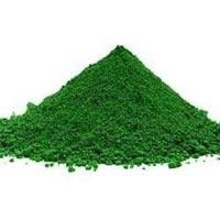 Phthalocyanine Pigment Green 7 - 01
