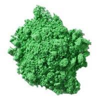 Phthalocyanine Pigment Green 7 - 02