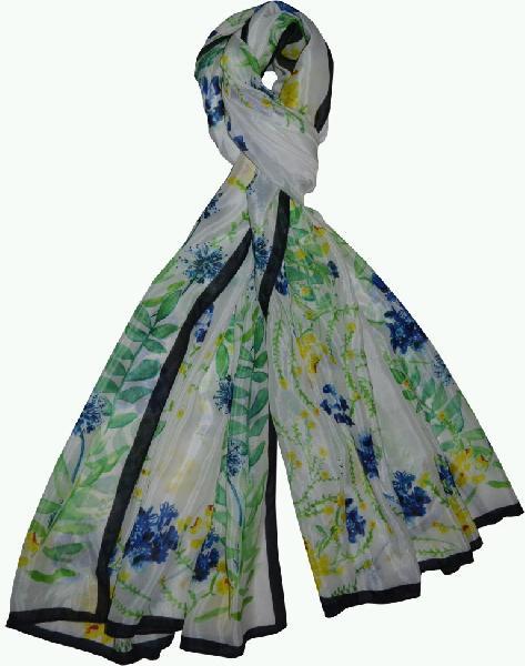 Polyester Silk Scarve 02