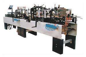 Carton Folding & Pasting Machine