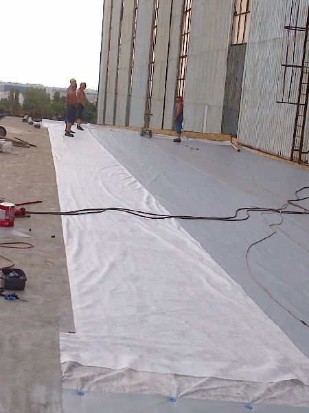 PVC Waterproof Membrane 01