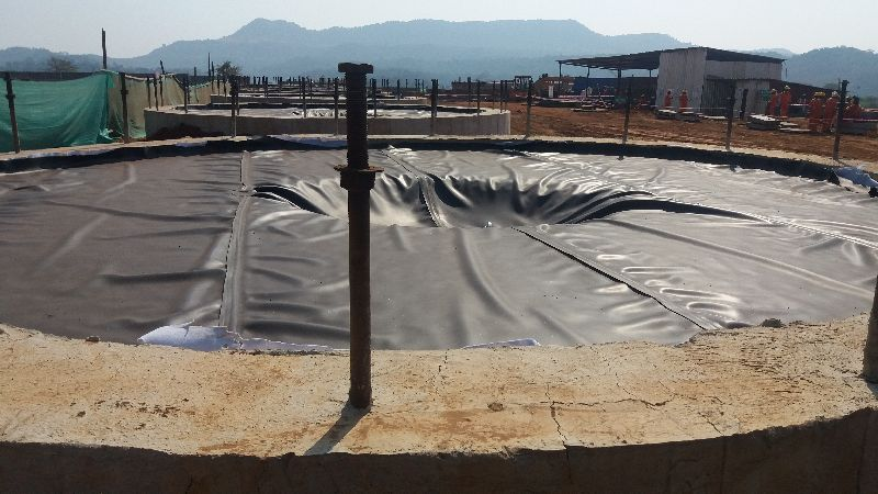 PVC Tunnel WaterProof Membrane 02