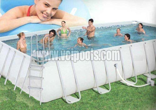 prefabricated swimming pool vc 917 suppliers. Black Bedroom Furniture Sets. Home Design Ideas