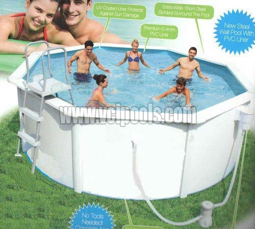 Prefabricated Swimming Pool (VC 918)
