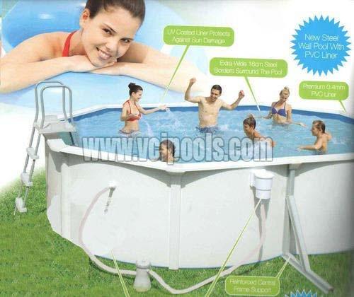 Prefabricated Swimming Pool (VC 919)