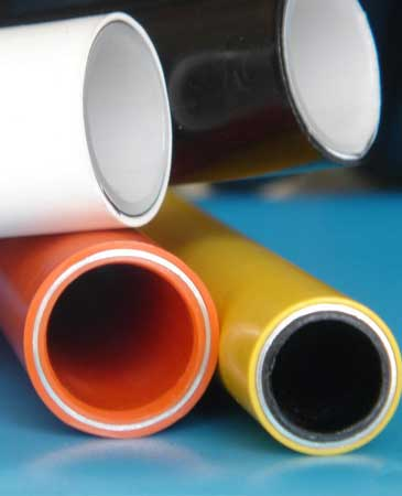 What is a metal-plastic pipe and what are its advantages