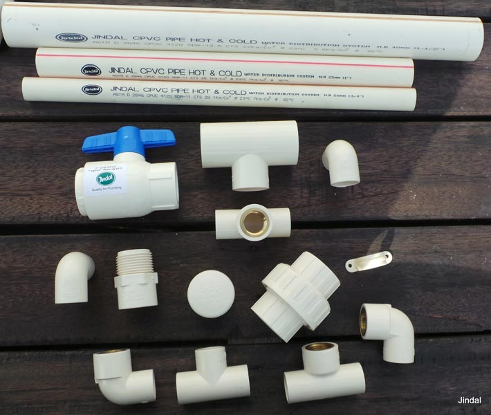 Cpvc pipe fittings pipes and manufacturers