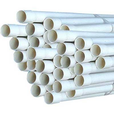 Upvc conduit pipes upvc electrical conduit pipe upvc for Plastic plumbing pipes