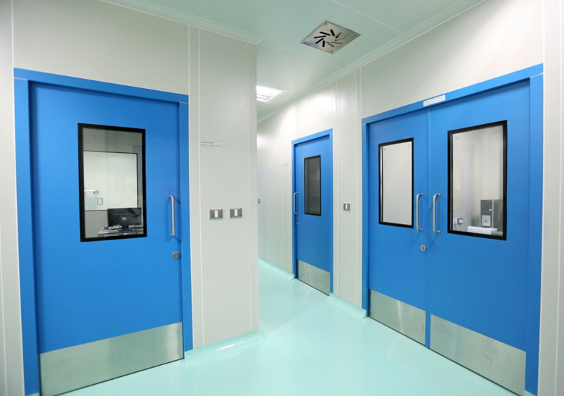 Clean Room Doors & Clean Room DoorsClean Room Sliding DoorsModular Clean Room Doors ...