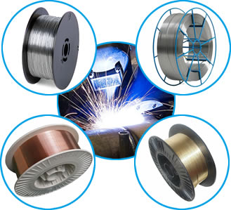 Welding Wire - Manufacturer Exporter Supplier in Chennai India