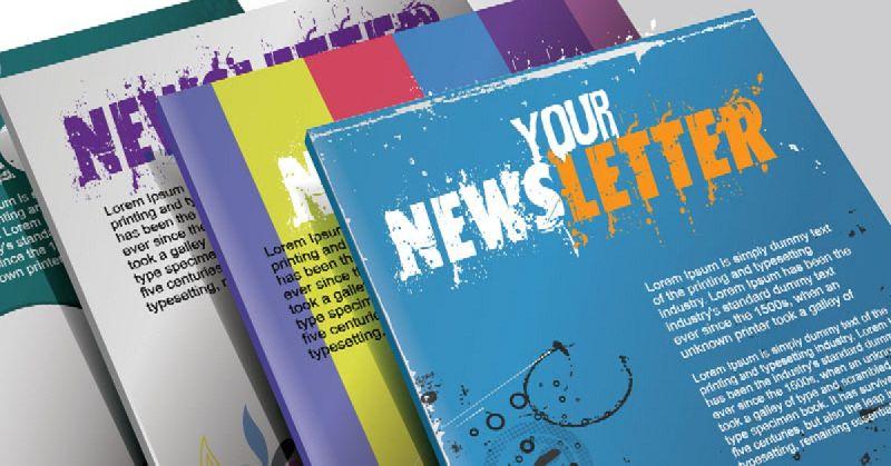 Newsletter Printing 02