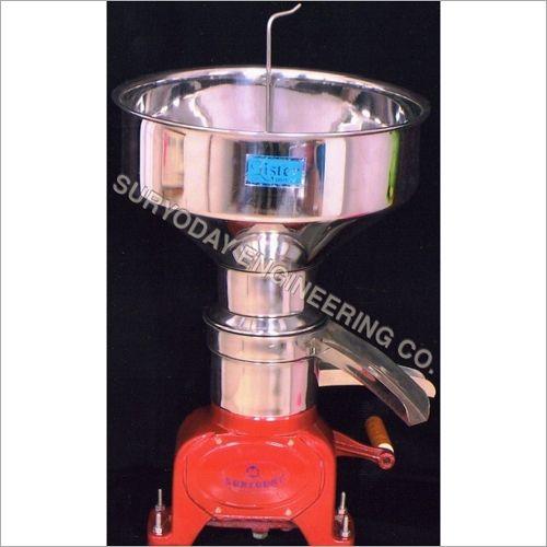 60 LPH Cream Separator Machine