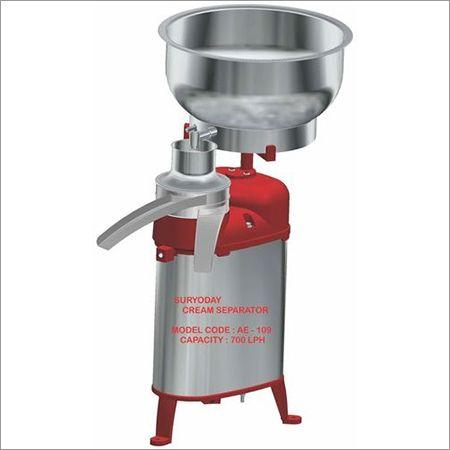 700 LPH Milk Cream Separator Machine 01