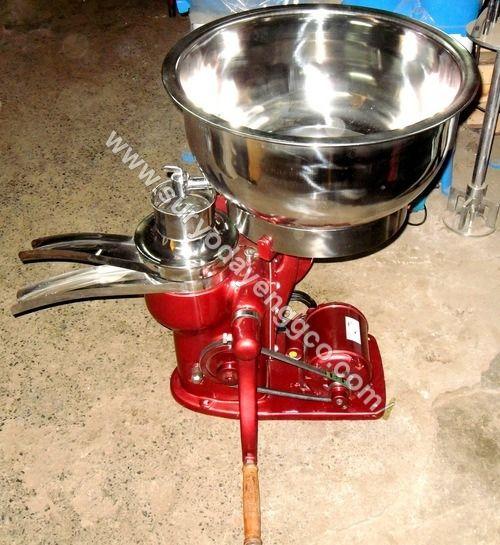 700 LPH Milk Cream Separator Machine 02