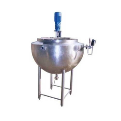 Stainless Steel Ghee Boiler Machine
