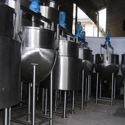 Stainless Steel Ghee Making Plant