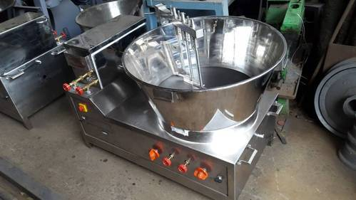 Stainless Steel Khoya Making Machine 02