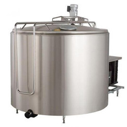 Stainless Steel Milk Cooling Tank 01