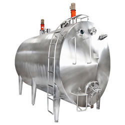 Stainless Steel Milk Cooling Tank 03