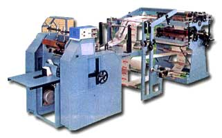 Paper Bag Making Machine Exporter