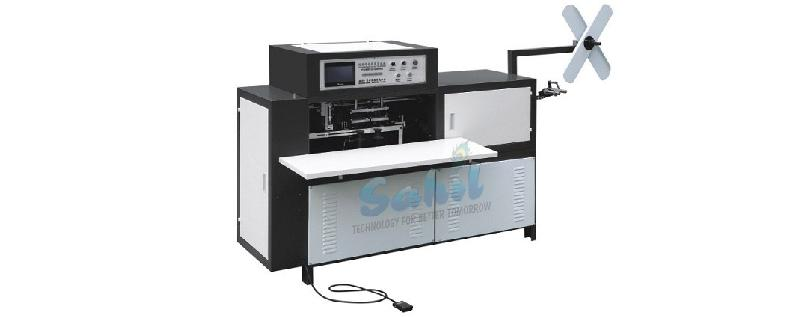 Fully Automatic Soft Handle Sealing Machine (Single Side)