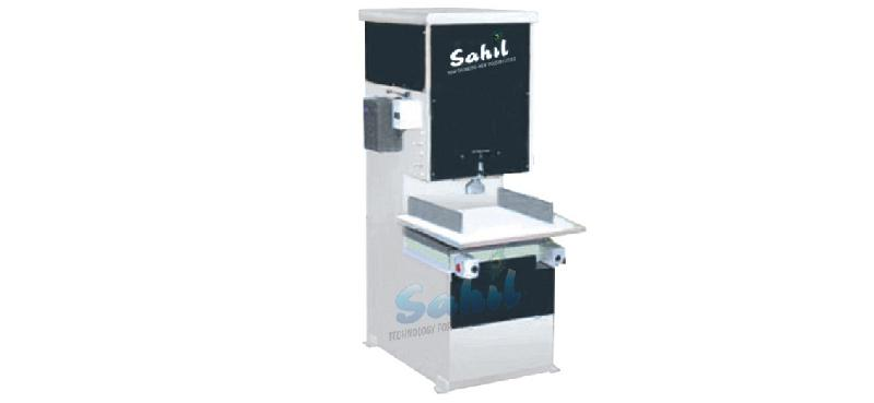 Non Woven Bag Punching Machine