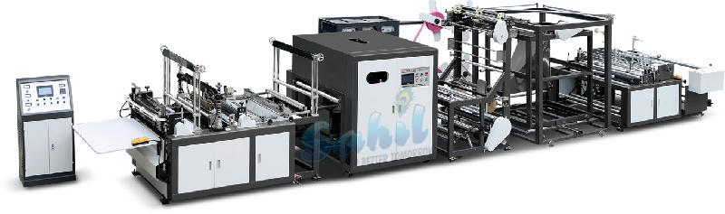Non Woven Handle Bag Making Machine
