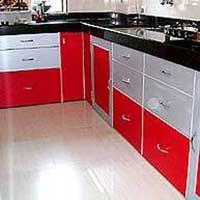 Modular Kitchen Cabinet 01