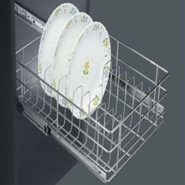 Stainless Steel Plate Basket
