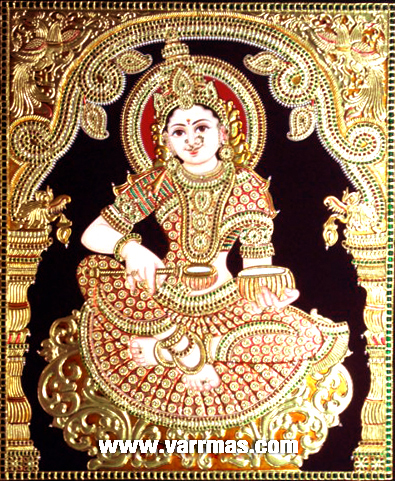 Annapoorani Tanjore Paintings
