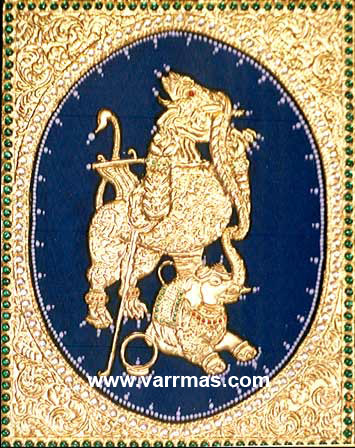 General Tanjore Painting (10106)