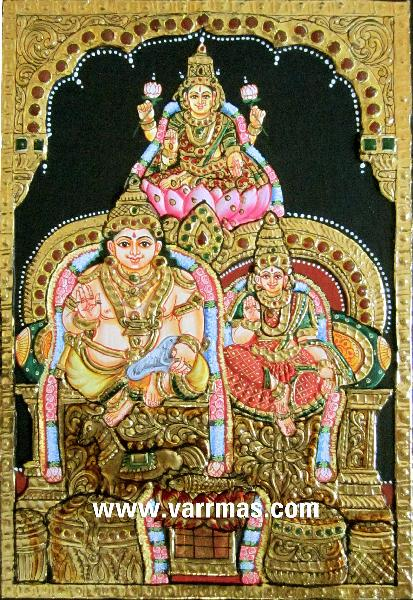 Guberan Tanjore Paintings