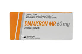 Diamicron MR 60 mg Tablets