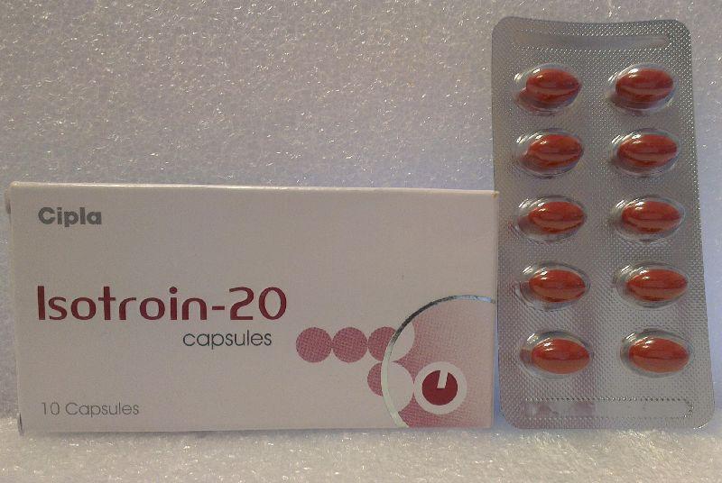 Isotrion Capsules