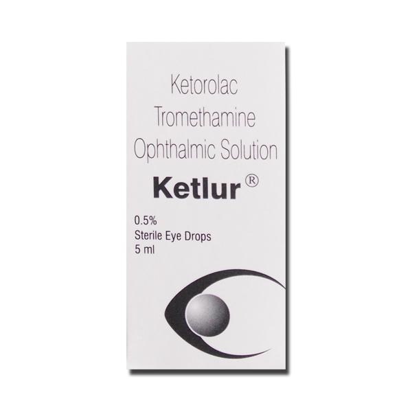 Ketlur Eye Drops